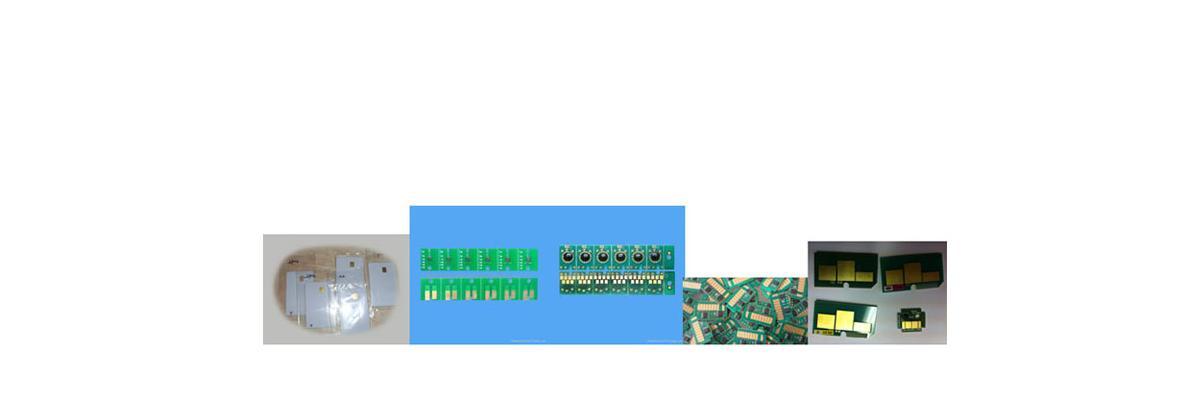 Chip for  ROLAND® - MIMAKI® -  HP® - MUTOH® -CANON®-Seiko®