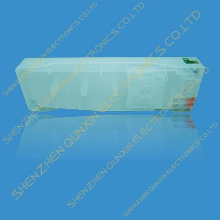 Refillable cartridge for Plotter 7890 9890 7908 9908 9700 7900