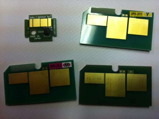 CHIP HP 8000S