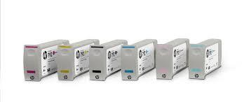 RECHARGE POUR HP91 775 ML