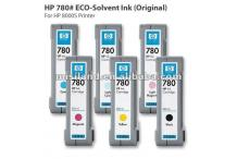 RECHARGE 500 ML BLACK INK FOR HP8000S  SEIKO - V64S