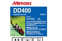 ENCRE SUBLIMATION YELLOW POCHE 2 KG  FOR MIMAKI  DD400 CHIP