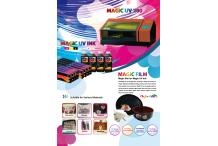 Magic film boite de 10 film A3