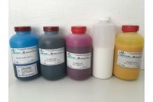 ENCRE PIGMENTAIRE WHITE  FOR DTF 1KG